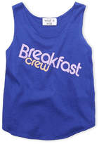 Wildfox Couture Girls 7-16) Breakfast Crew Tank