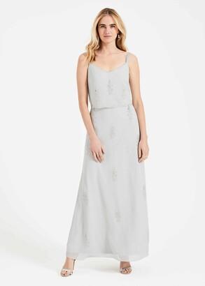 Phase Eight Agustina Beaded Maxi Dress