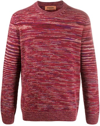 Missoni Striped Cashmere Pullover