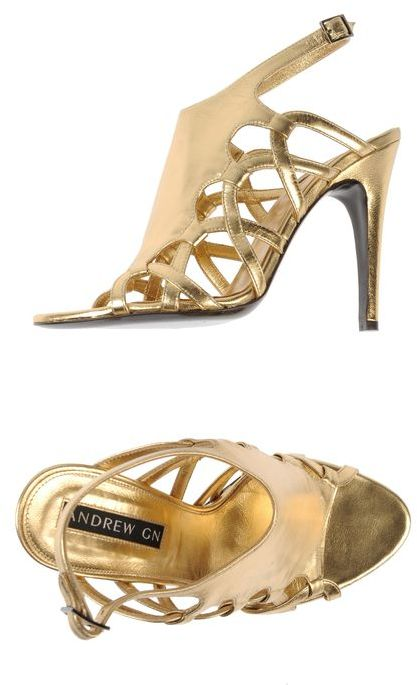 Andrew Gn High-heeled sandals