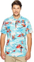O'Neill Macaw Short Sleeve Woven Men's Clothing