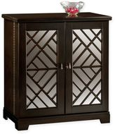 Howard Miller Barolo Wine Console in Dark Brown