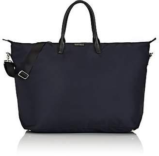 Barneys New York Men's Large Weekender Bag - Navy