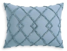 Lucky Brand Closeout! Diamond Tuft Standard Sham, Created for Macy's Bedding