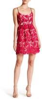 ABS by Allen Schwartz Lace Eyelet Dress