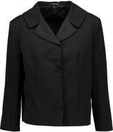 Maison Margiela Wool-faille blazer