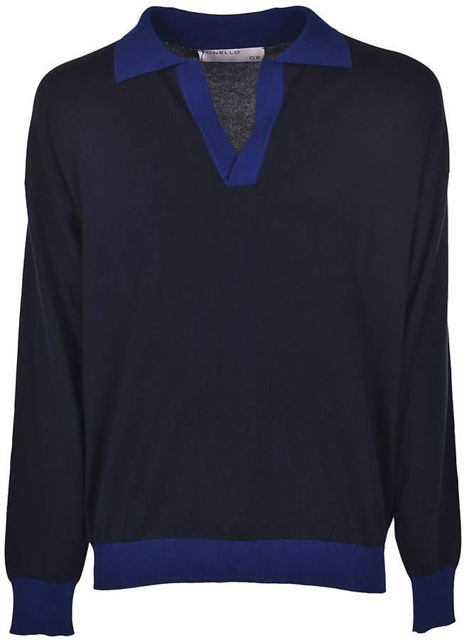 Tonello Polo Sweater