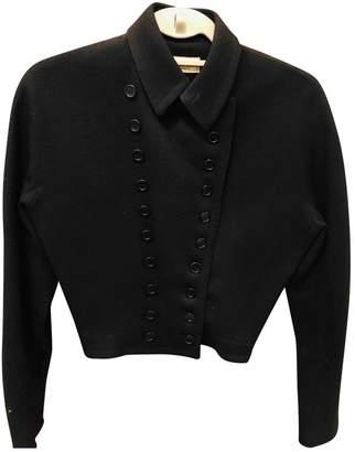Alaia Black Wool Jackets