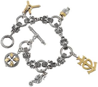 Konstantino Gaia 18K & Silver Bracelet