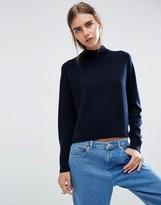 Asos 100% Cashmere Turtleneck Sweater