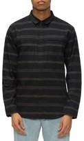 Tavik Men's Shin Stripe Sport Shirt