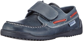 Naturino Unisex Baby 4110 (Inf/Tod) - Navy/Jeans/Rosso - 20 EU/4 US