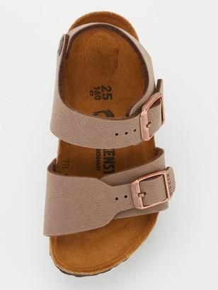 Birkenstock Boys New York Strap Sandals - Mocha
