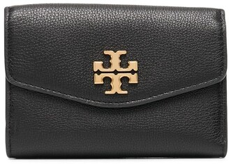 Tory Burch Kira billfold leather wallet