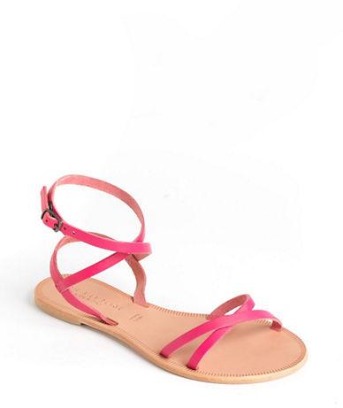 Joie A LA PLAGE BY La Rochelle Leather Sandals