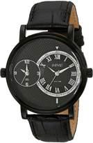 August Steiner Men's AS8146BK Analog Display Swiss Quartz Watch