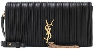 Saint Laurent Kate 99 leather shoulder bag