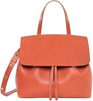 Mansur Gavriel Mini Lady Bag - Brandy/Brick