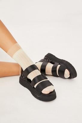 Rubi Sheer Frilled Ankle Sock