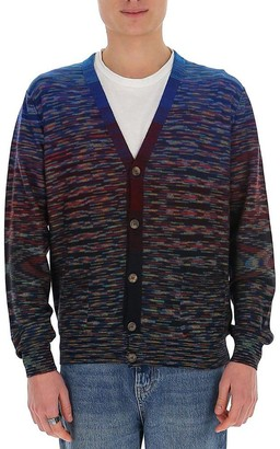 Missoni Gradient Stripe Patterned Cardigan