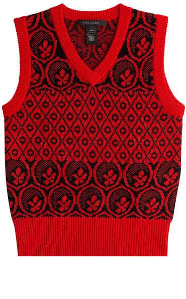 Marc Jacobs Wool Vest