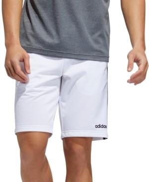adidas Men's Essentials 3-Stripes Tricot Shorts