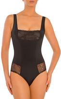 Black Sweet Lace Bodysuit