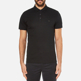Michael Kors Sleek Mk Polo Shirt Black