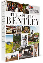 Assouline Be Extraordinary: The Spirit Of Bentley Hardcover Book