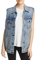 Alexander Wang Daze Denim Vest