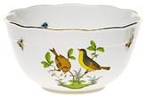 Herend Rothschild Bird Multi-Color Round Bowl