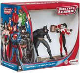 Schleich Batman vs. Harley Quinn Justice League Figurine Set
