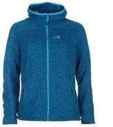 Millet Womens Wilderness Full Zip Fleece Ladies Polartec Sports Hooded Top
