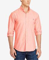 Polo Ralph Lauren Men's Big & Tall Stretch Oxford Sport Shirt