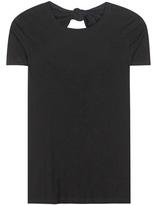 Proenza Schouler Jersey cotton T-shirt