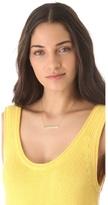 Jennifer Zeuner Jewelry Loved Necklace with Diamond