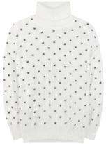 Giamba Angora-blend Turtleneck Sweater