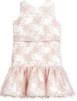Helena Drop-Waist Lace Dress, Size 12-18 Months
