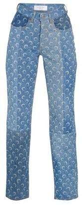 Marine Serre Moon jeans