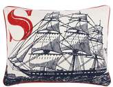 Thomas Paul S Ship Pillow