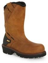 Ariat Men's 'Powerline H2O' Waterproof Insulated Comp Toe Work Boot