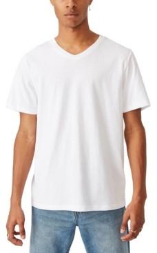 Cotton On Men's Essential V-Neck T-shirt