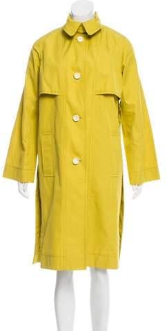 Rosetta Getty Lightweight Button-Up Jacket w/ Tags