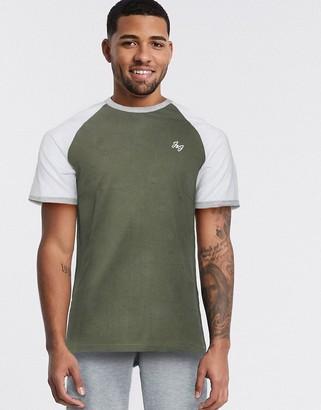 Jack and Jones raglan t-shirt