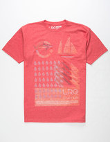 Lrg Life Aquatic Mens T-Shirt