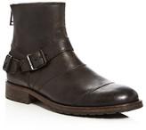 Belstaff Trialmaster Buckle Boots