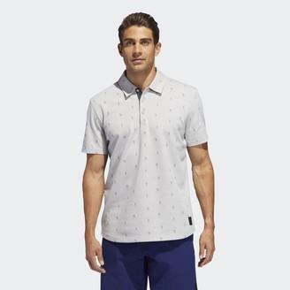 adidas Adicross Pique Polo Shirt