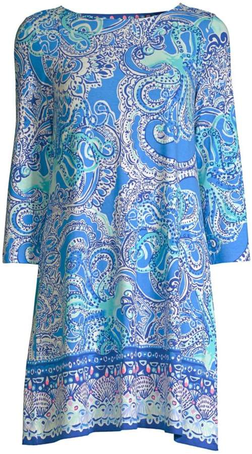 Lilly Pulitzer Ophelia Printed Shift Dress