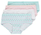 George 4 Pack Assorted Shorts