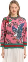 Gucci Printed Sweatshirt W/ Sequins
